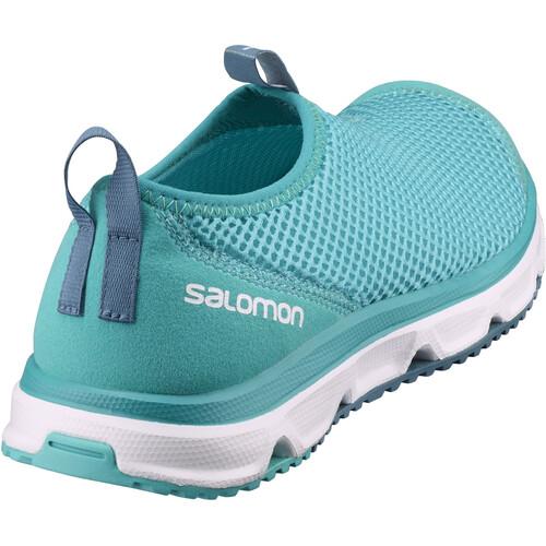 Salomon RX Moc 3.0 - Chaussures Femme - turquoise sur campz.fr ! Qualité Aaa mTZSj9